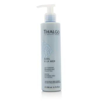 Thalgo Eveil A La Mer Gentle Cleansing Milk (Face & Eyes) - For All Skin Types, Even Sensitive Skin