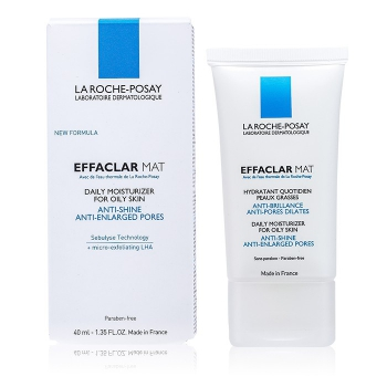 La Roche Posay Effaclar Mat Daily Moisturizer (New Formula, For Oily Skin)