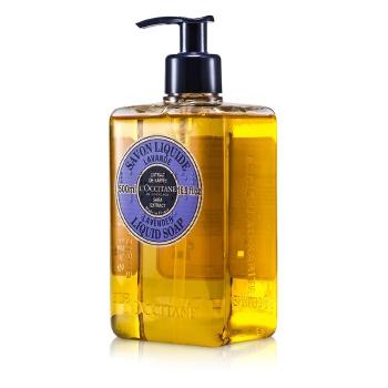 L'Occitane Shea Butter Liquid Soap - Lavender