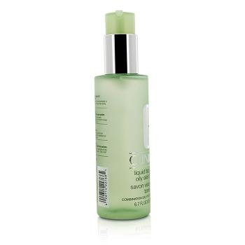 Clinique Liquid Facial Soap Oily Skin Formula