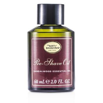 The Art of Shaving Pre Shave Oil - Sandalwood Essential Oil (For All Skin Types)