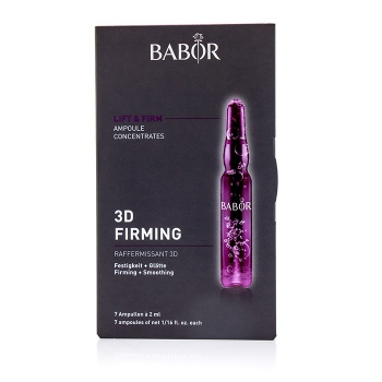Babor Ampoule Concentrates Lift & Firm 3D Firming