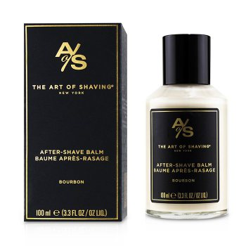 The Art of Shaving After Shave Balm - Bourbon