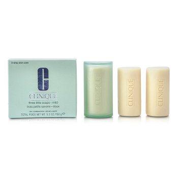 Clinique 3 Little Soap - Mild