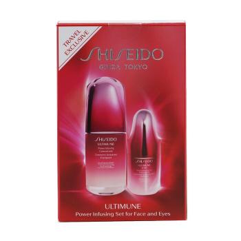 Shiseido Ultimune Power Infusing Set For Face & Eyes Set: Face Concentrate 50ml + Eye Concentrate 15ml
