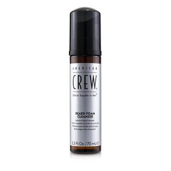 American Crew Beard Foam Cleanser - Leave In Beard Cleanser