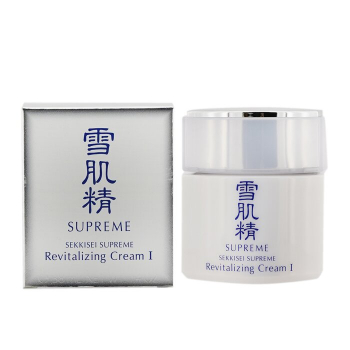 Kose Sekkisei Supreme Revitalizing Cream I