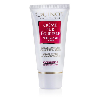 Guinot Pure Balance Cream - Daily Oil Control (For Combination or Oily Skin)