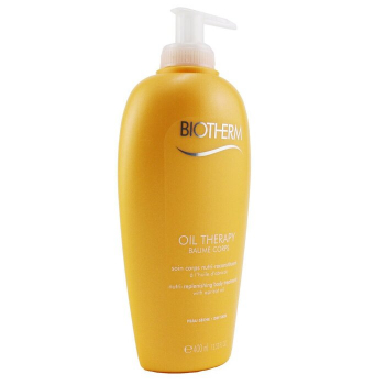 Biotherm Oil Therapy Baume Corps Nutri-Replenishing Body Treatment with Apricot Oil (For Dry Skin)