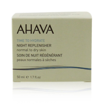 Ahava Time To Hydrate Night Replenisher (Normal to Dry Skin)