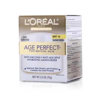 L'oreal  Увлажняющее средство SPF 15 Skin Expertise  (для зрелой кожи) 70g/2.5oz