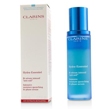 Clarins Hydra-Essentiel Intensive Moisture Quenching Bi-Phase Serum