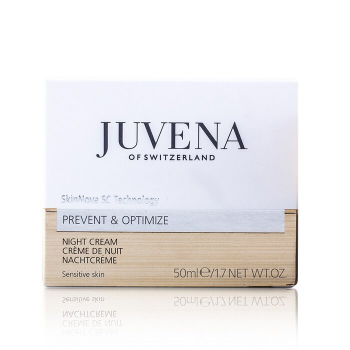Juvena Prevent & Optimize Night Cream - Sensitive Skin