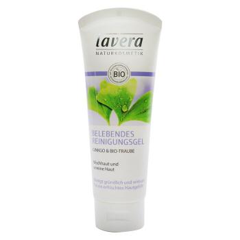 Lavera Ginkgo & Organic Grape Refreshing Cleansing Gel - Combination & Blemished Skin