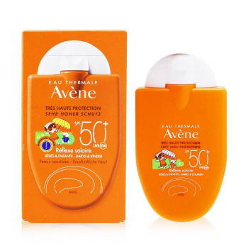 Avene Reflexe Solaire SPF 50 - For Babies & Children